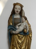 Madonna und Kind, Katholische Kirche Mariä Unbefleckte Empfängnis, Schöneiche