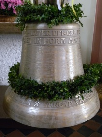 Glocke, Katholische Kirche Heilige Familie, Rüdersdorf