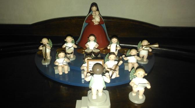 Weihnachtszeit Gottesdienstordnung