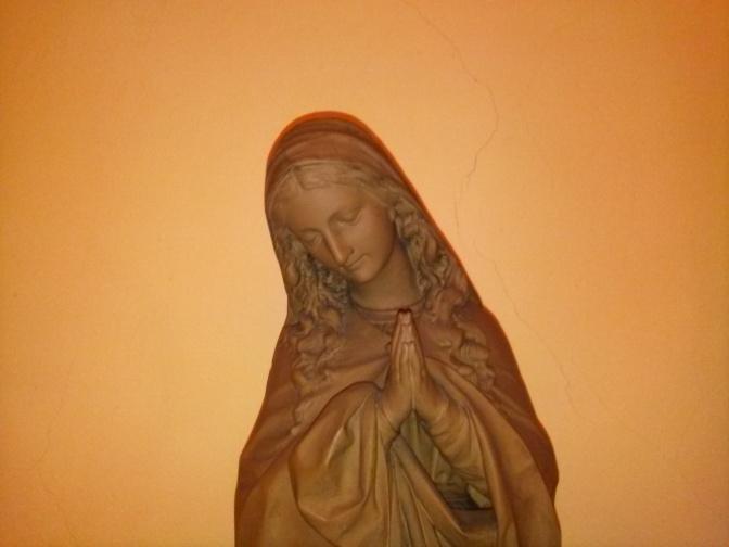 Gottesmutter Maria