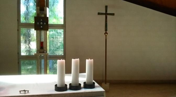 Drei Kerzen, Schöneiche