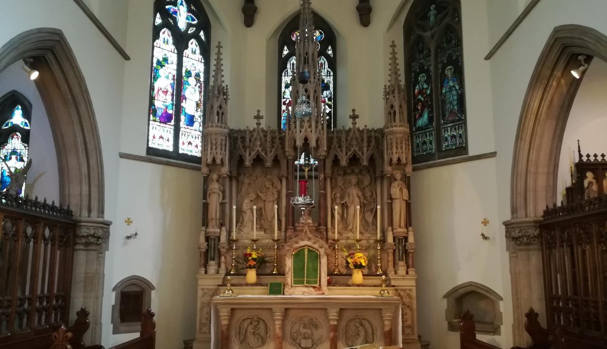 St Marys, Blackheath, London