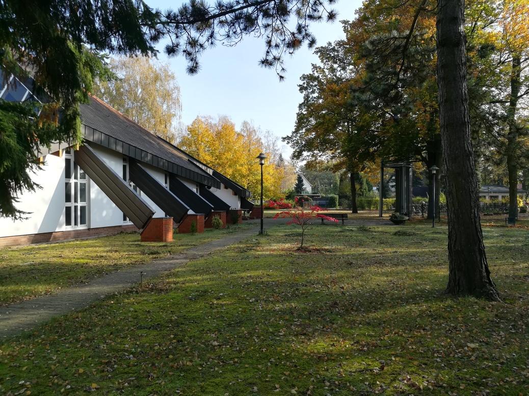 Grundstück, Mariä Unbefleckte Empfängnis, Schöneiche