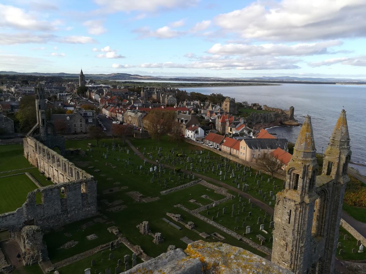 St Andrews (Friedhof)