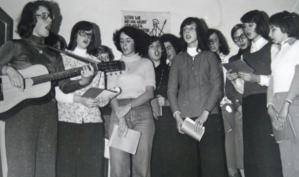 Jugendschola ca. 1977