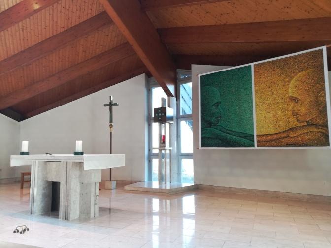 Kirche, Fastenzeit
