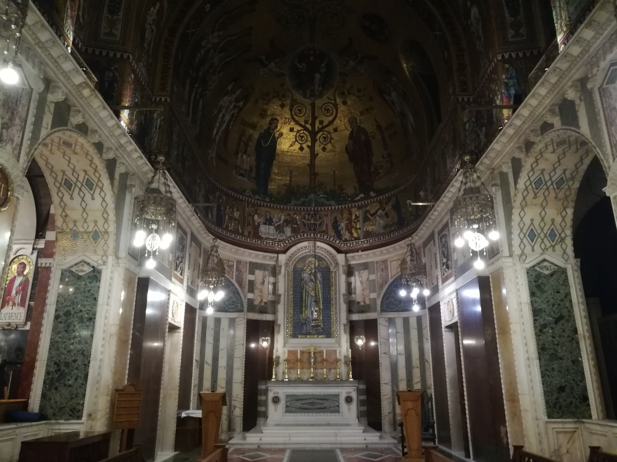 Lady Chapel, Westminster Cathedral, London
