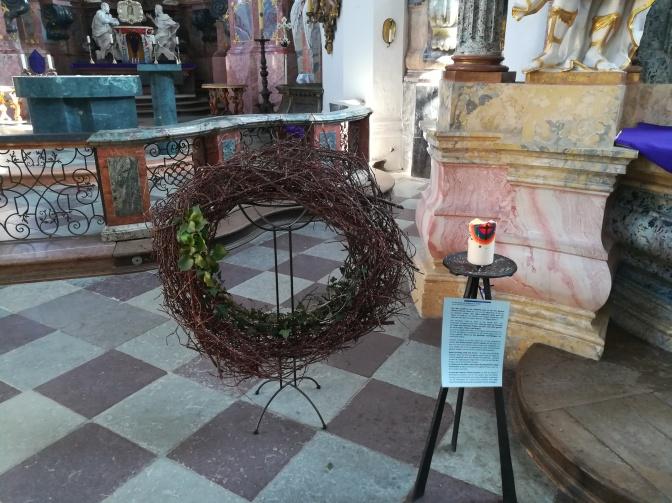 Palmsonntag, Kloster Neuzelle