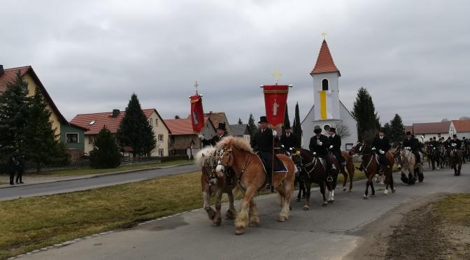 Osterreiten, Saalau, Saxony