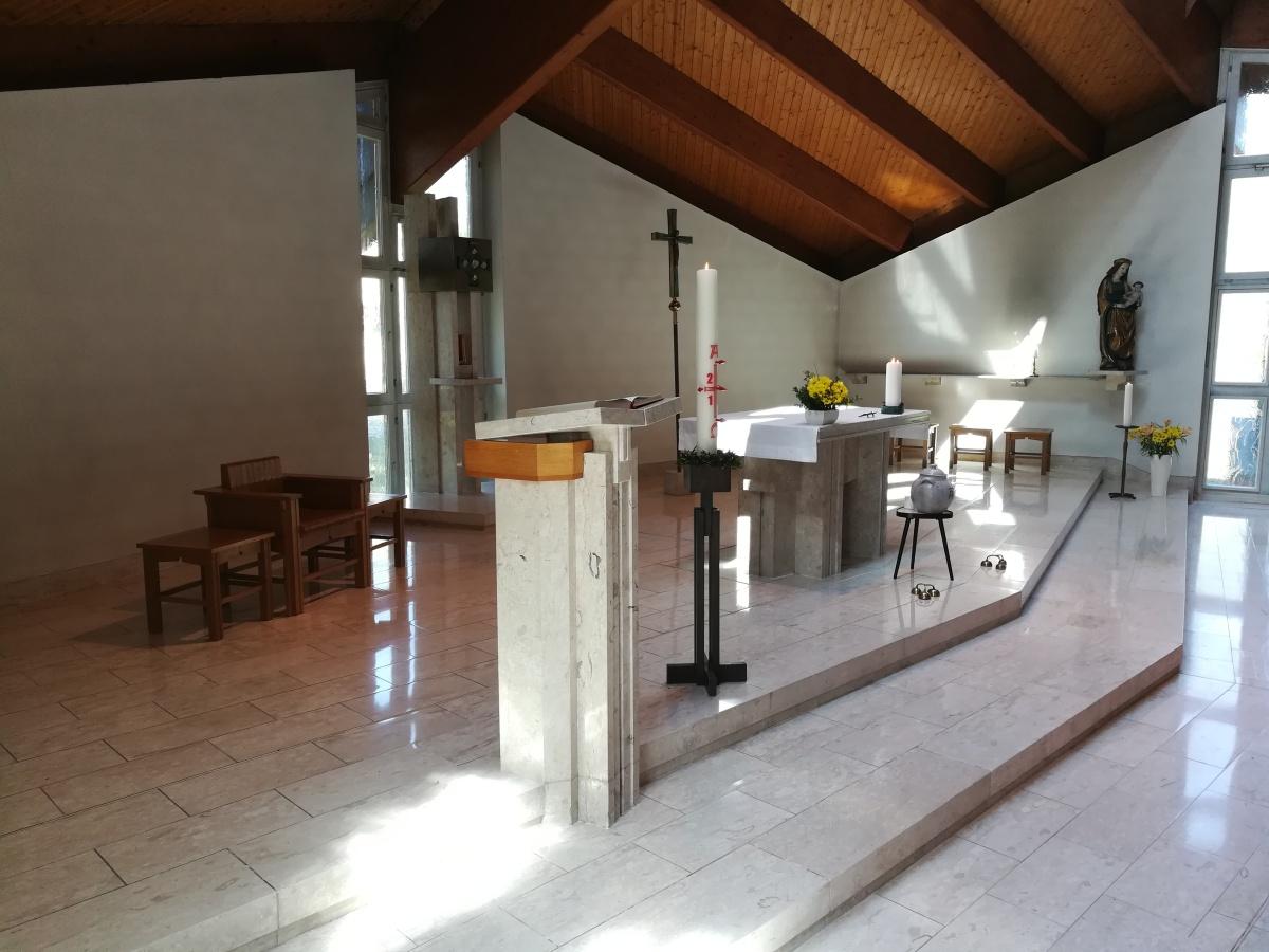 Altar, Schöneiche