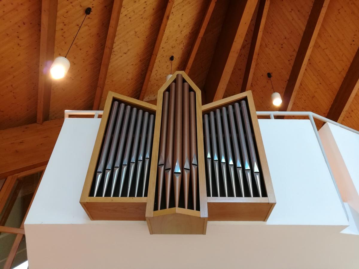Orgel, Schöneiche