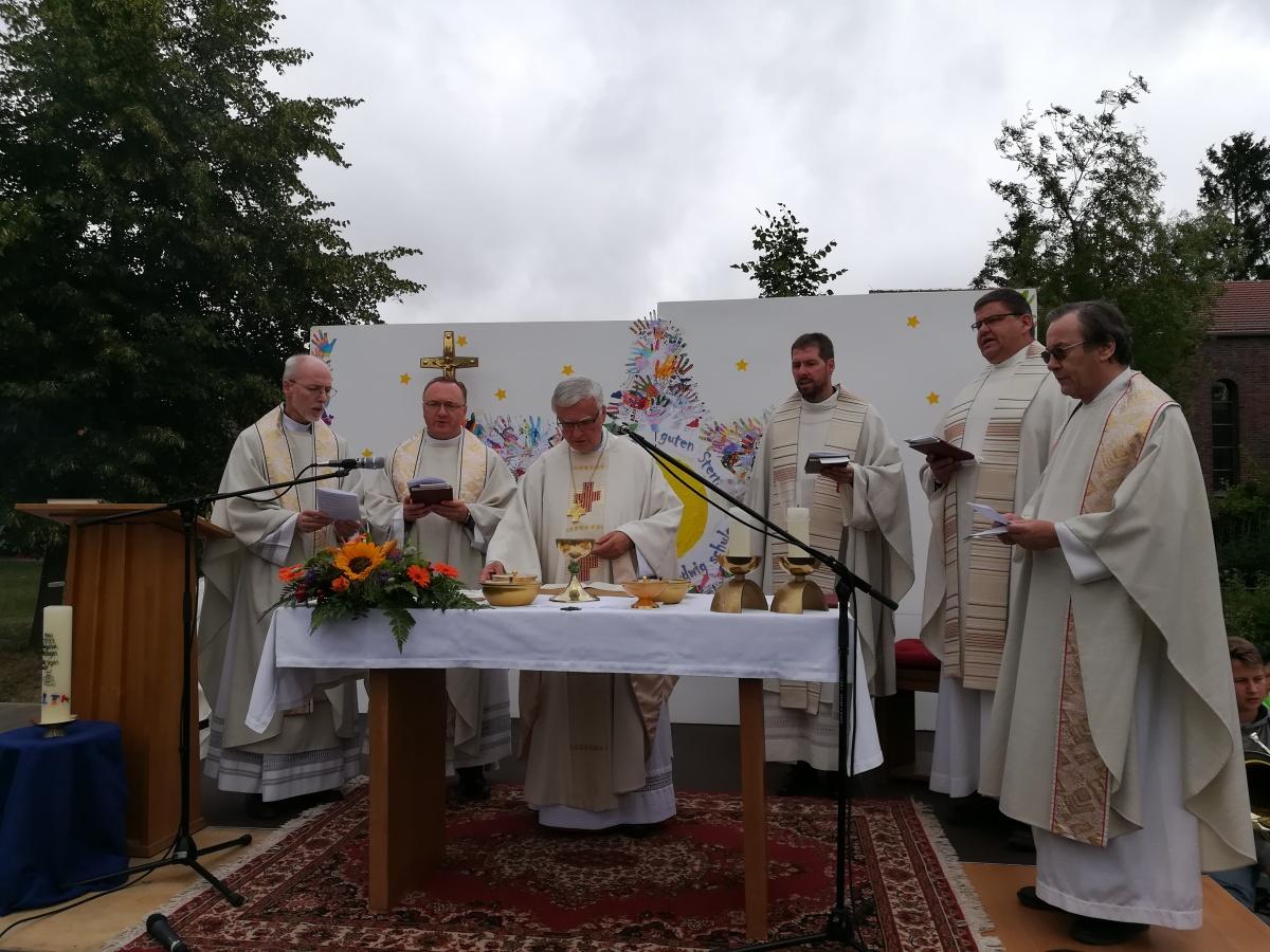 25. Jubilaums Messe, St.Hedwigs Grundschule, Petershagen