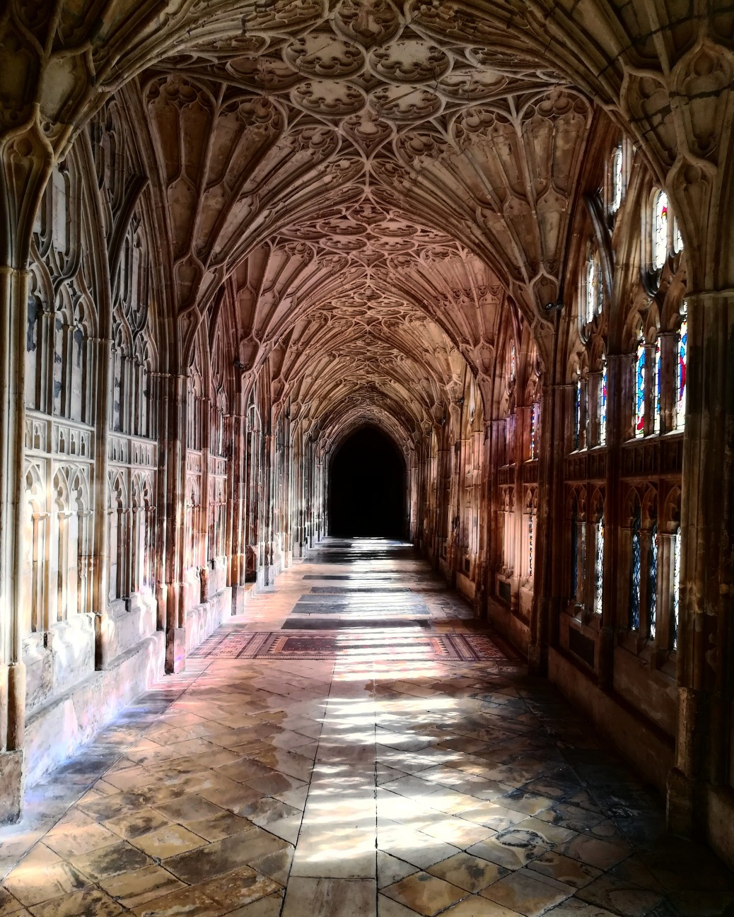 Gloucester Cathedral, Groß Brittanian