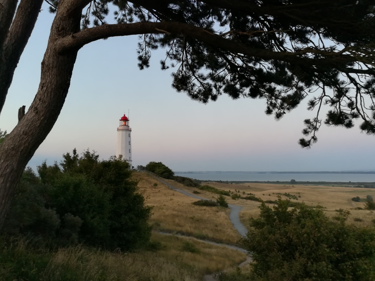 Dornbusch Luchtturm, Hiddensee