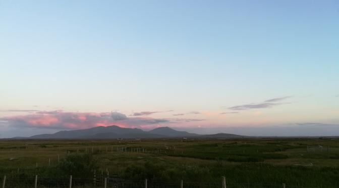 South Uist, Schottland