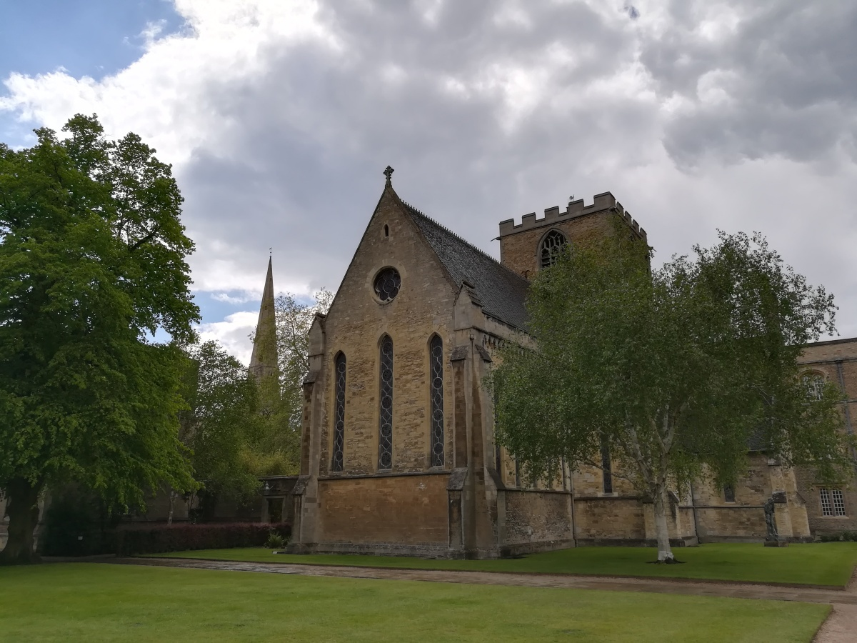 Jesus College Chapel, Cambridge